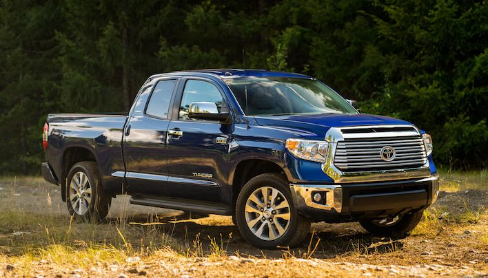 The 2016 Toyota Tundra In Orlando May Offer A Ful Sel Engine Find Out Why
