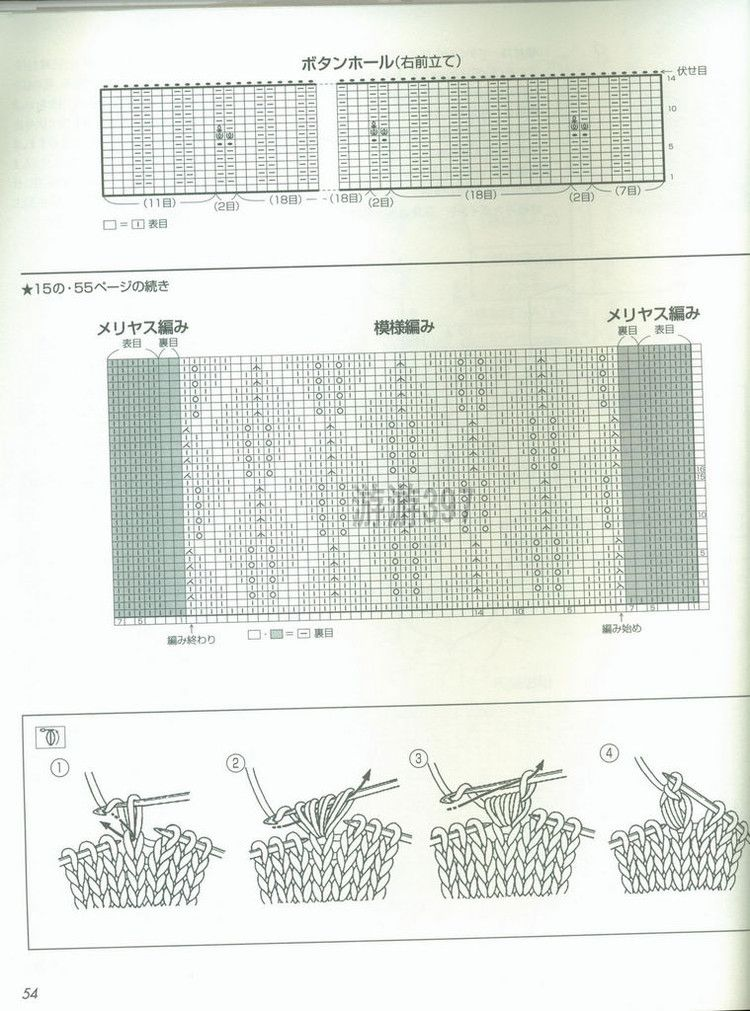 Lets Knit series --- 2012春夏 - 紫苏 - 紫苏的博客