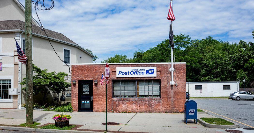 Opinion Trump Called the Postal Service a 'Joke.' I'm