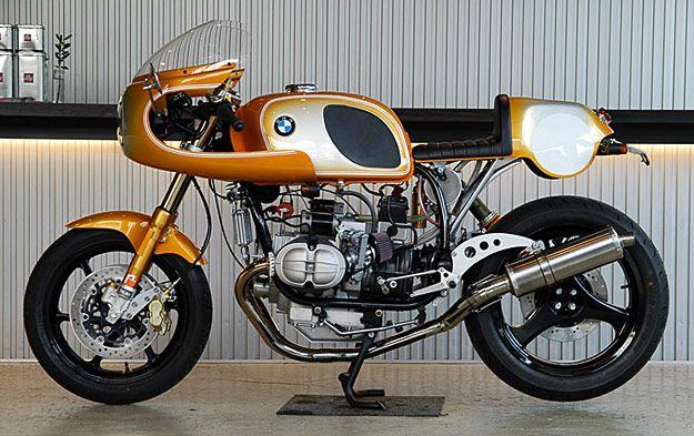 BMW R100 race replica | Bike EXIF