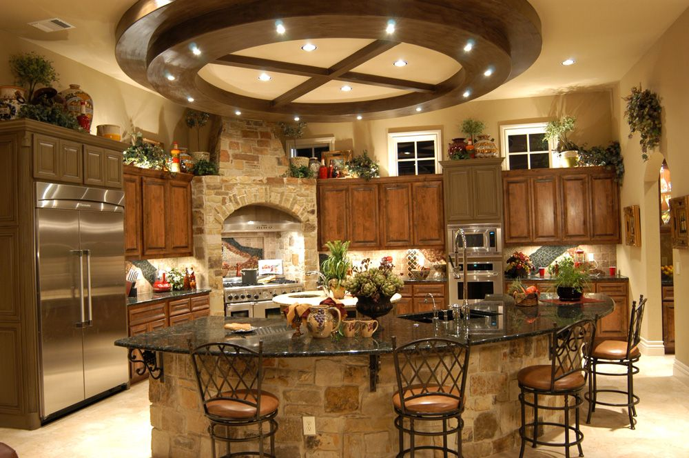 Best Amazing Kitchens Photo Thread Page 15 Luxhomes Com 640 x 480