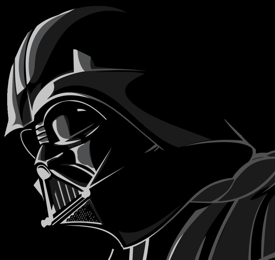 Darth Vader By Up1ter On Deviantart Starwars Darth Vader Helmet Drawing Darth Vader Vector Darth Vader Png