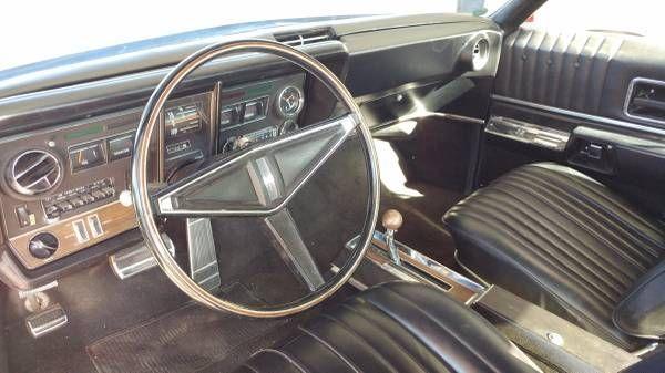 Rare Console & Buckets: 1968 Oldsmobile Toronado