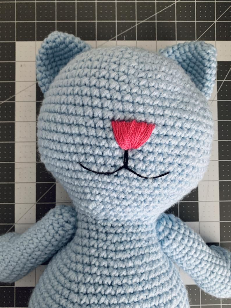 CROCHET PATTERN - Create Your Own Loveable Character ...