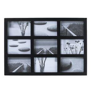 9 Opening Collage Frame Black 4 X6 Room Essentials Collage Frames Decor Room Essentials