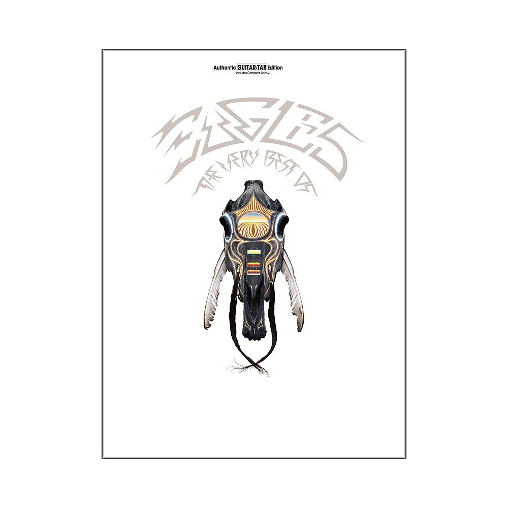 Alfred The Very Best of Eagles Guitar Tab Songbook