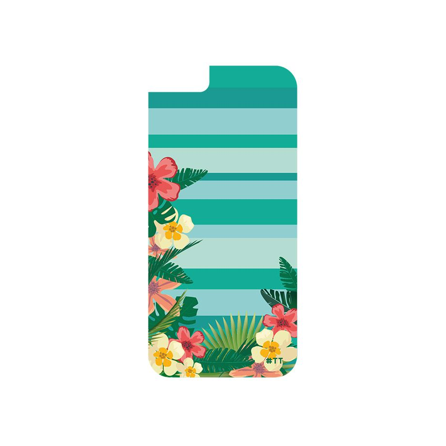 Tropical Flowers - iPhone 6 interchangeable cover