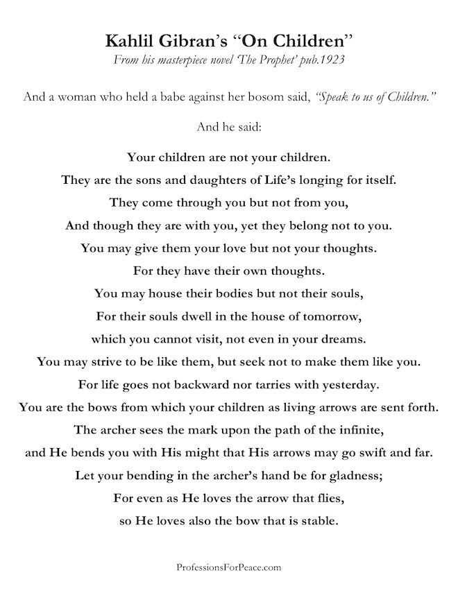 Khalil Gibran Quotes On Children : khalil, gibran, quotes, children, Kahlil, Gibran, Children, Google, Search, Children,, Gibran,, Quotes
