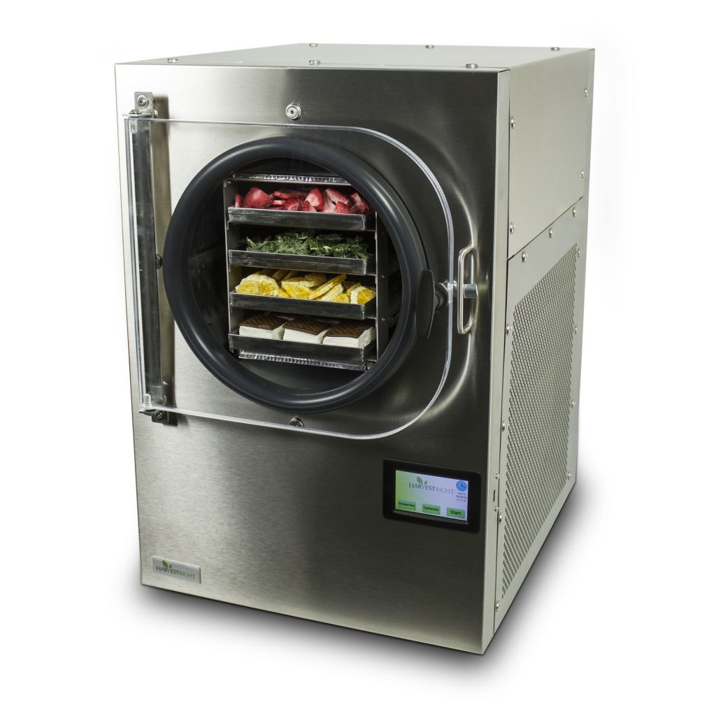 Home Freeze Dryer Freeze Dry Your Own Storable Food Freeze Drying Food Freeze Dried Dog Food Freeze Drying