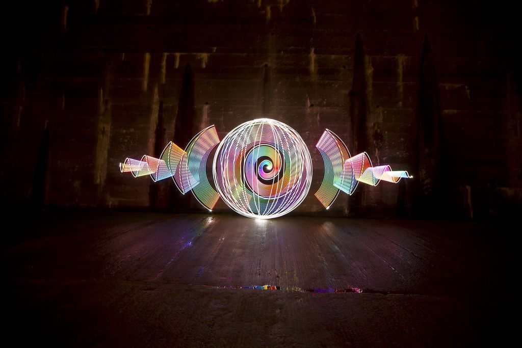 24 Electrifying Pictures Of The Best Light Art You've Ever Seen