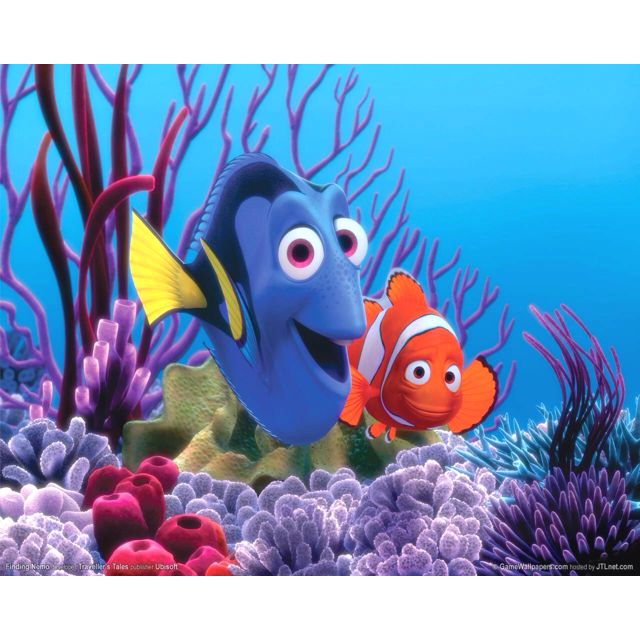 Finding Nemo!!! One of my favorite movies http://images ...  Walt Disney Pictures Presents A Pixar Animation Studios Film Finding Nemo