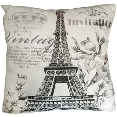 Paris Themed Throw Pillow From Walmart 4040 Mood Board Project Extraordinary Paris Themed Decorative Pillows