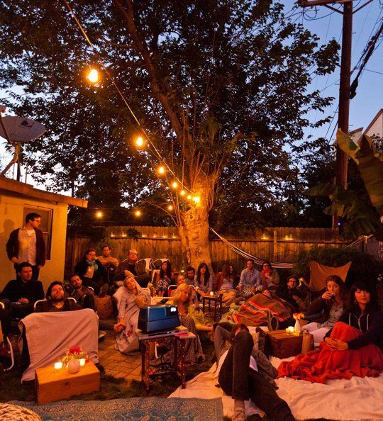 4 Amazing Outdoor Party Ideas That Don't Require a BBQ ...
