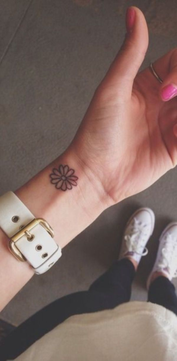 60 Simple Henna Tattoo Designs To Try At Least Once Simple Henna Tattoo Flower Wrist Tattoos Henna Tattoo Designs Simple