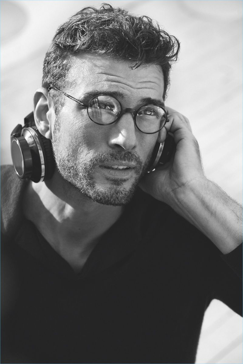 4fc6c2603fa Meet Tristan  Giorgio Armani Unveils  17 Frames of Life Campaign ...