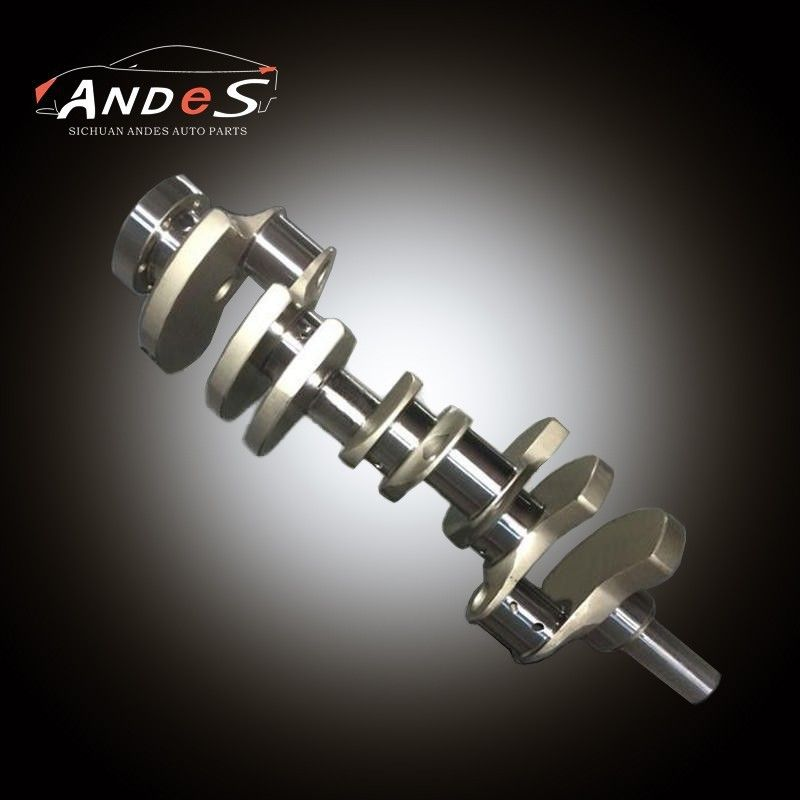 Custom CNC Billet Forged Crankshaft For Toyota 3UZFE 3UZ