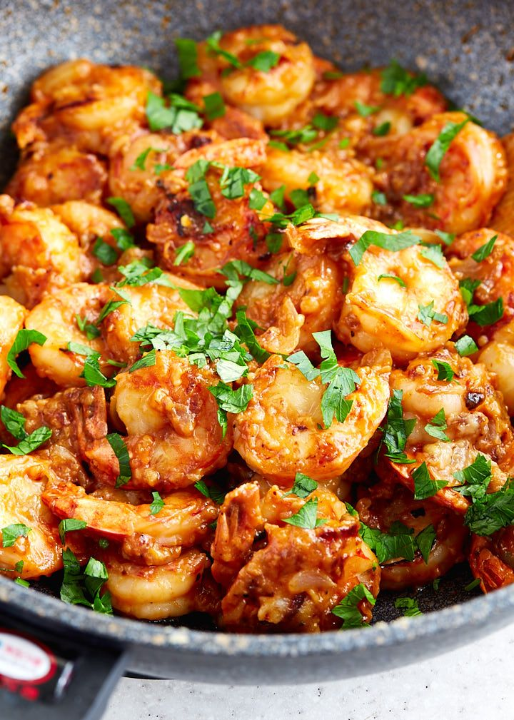 Hot And Spicy Hunan Shrimp Is So Delicious It Will Make You Forget About Take Out For Go