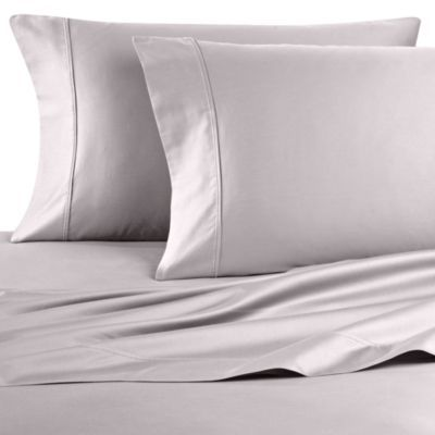 Wamsutta 400 Thread Count Sateen Sheet Set Bed Bath Beyond King Sheet Sets Bedding And Curtain Sets Bed Bath And Beyond