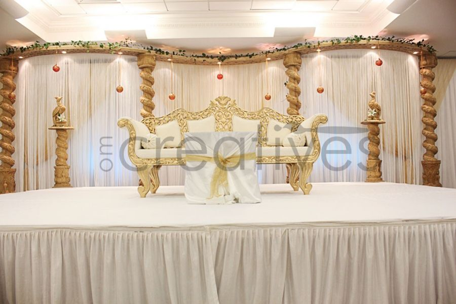 Specialists in asian wedding stages decoration in london om specialists in asian wedding stages decoration in london junglespirit Images
