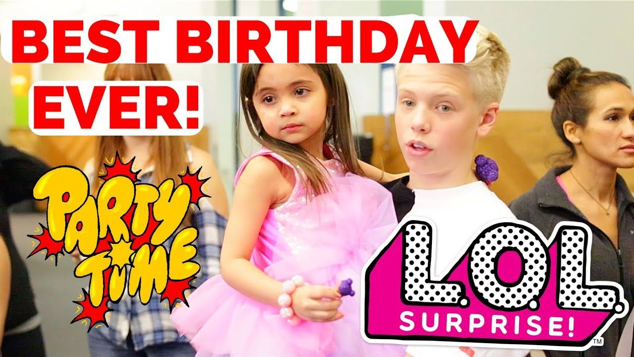 HOW AVA FOLEY'S 5TH BIRTHDAY BASH WAS AMAZING! (YOU WON'T