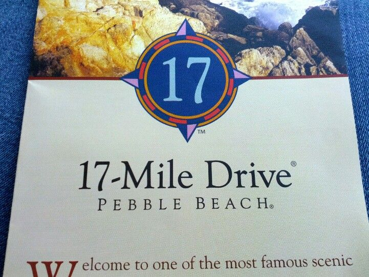 First Stop Of Day 4 In Monterey Bay Ca 17 Mile Drive Entrance Fee Of 10 Was Well Worth It I Fell In Love Wit Pebble Beach 17 Mile Drive Monterey Peninsula