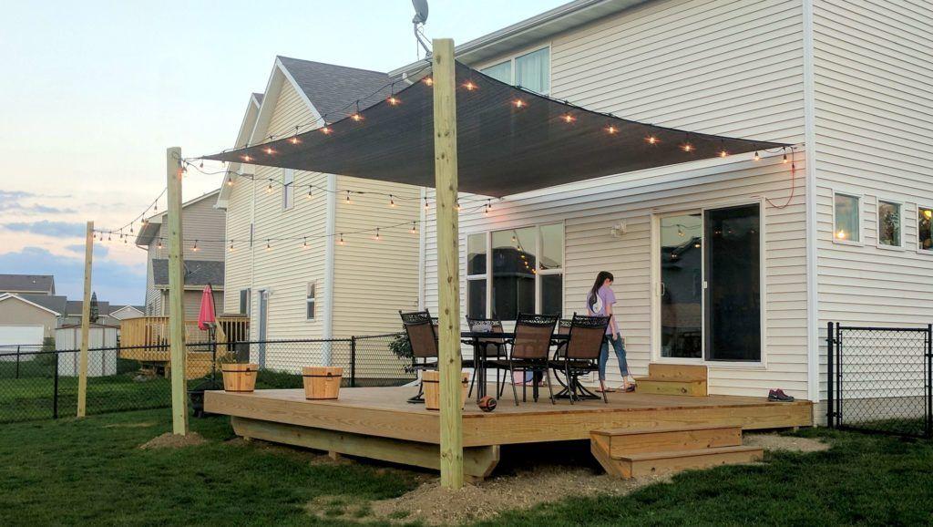 Iowa Deck Builder For Trex Timbertech Composite Cedar Wood For Custom Building Pergola Etc West Des Moines Clive Pergola Building A Deck Decks Backyard