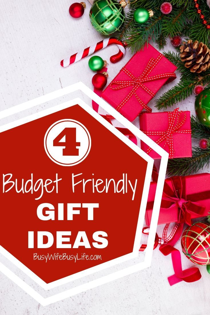 How to get a gift for everyone on your list without going