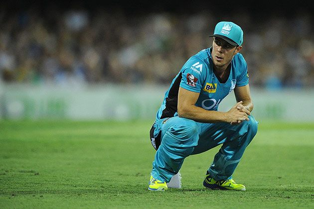 Big Bash 2015 16 Queens Land Batsman Chris Lynn Who Plays For Brisbane Heat Is Still Having His Sights Set On Returning To The Game Lynn Fitness Training Big