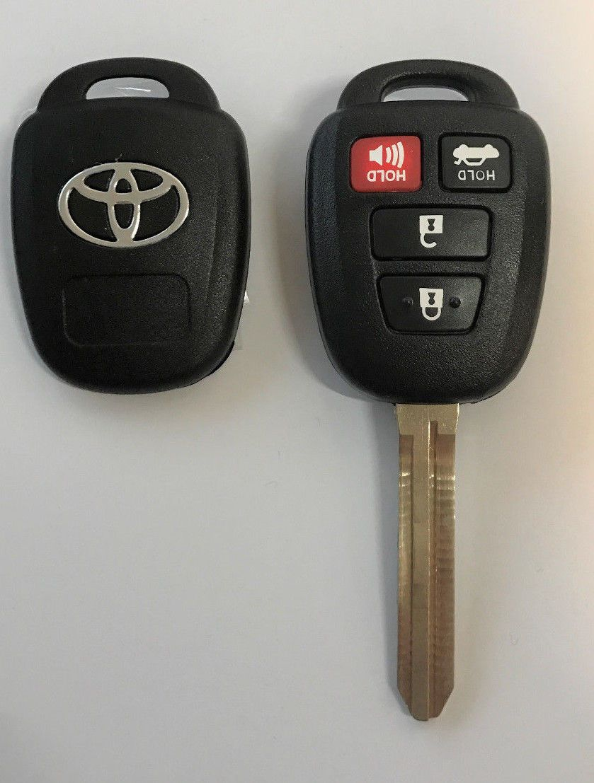 Awesome great toyota corolla camry rav4 20122016 4 button