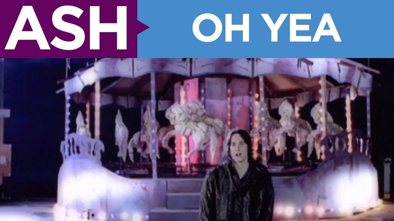Ash Oh Yea Official Music Video Ocean Colour Scene Music Videos Britpop