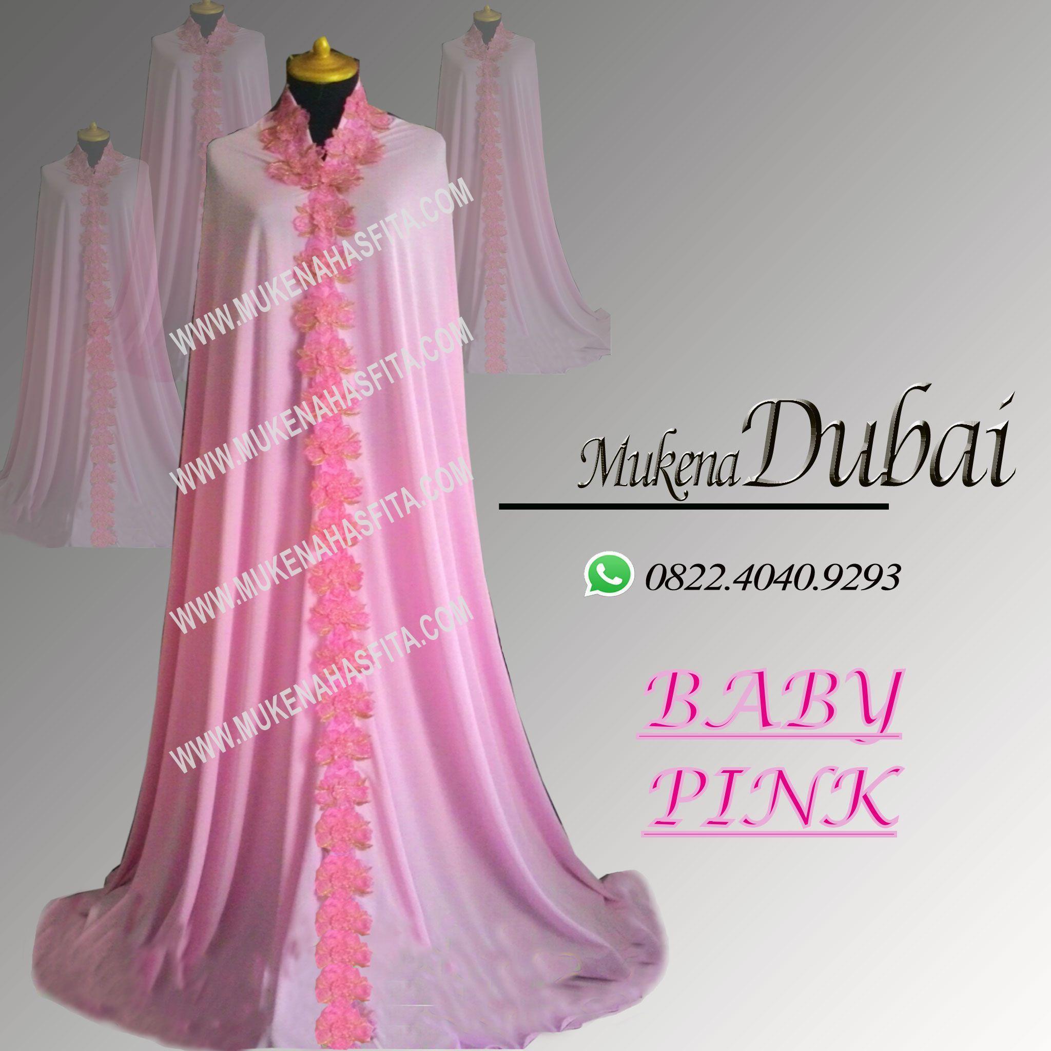 Rukuh Anak Mukena Dubai Elegan Rukuh Anak Lucu Mukena Dubai