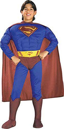 Baby Boys - Superman Muscle Chest Toddler Costume Halloween Costume @ niftywarehouse.com  sc 1 st  Pinterest & Baby Boys - Superman Muscle Chest Toddler Costume Halloween Costume ...