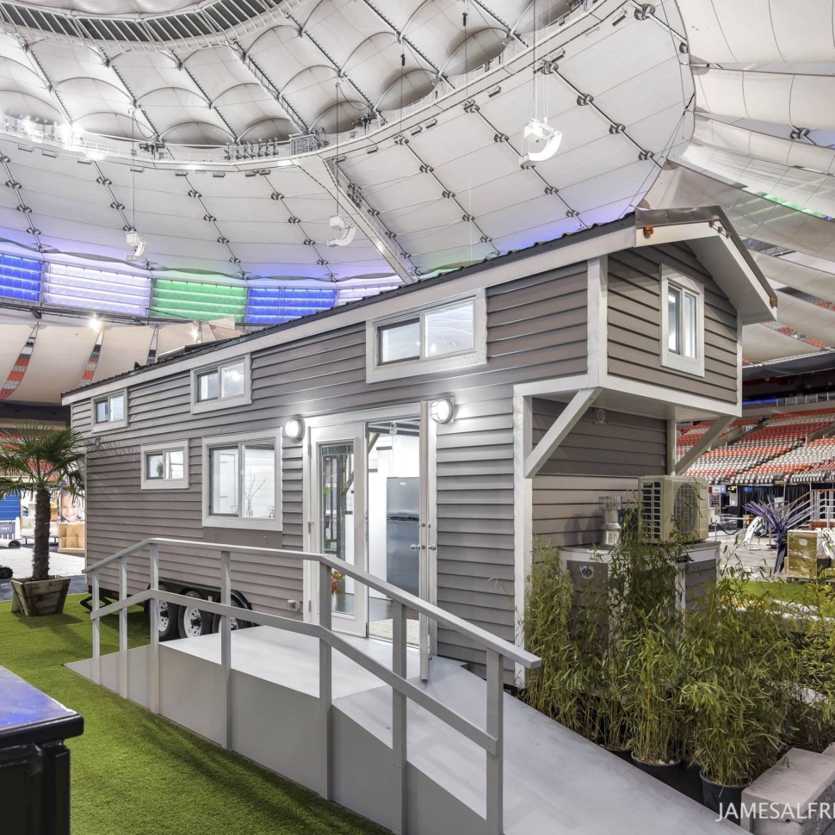 28ft Tiny Home Tiny House For Sale In Delta British