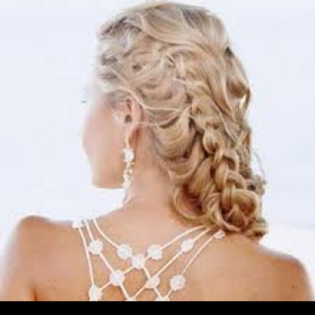 Wishes my hair was long enough to do this!