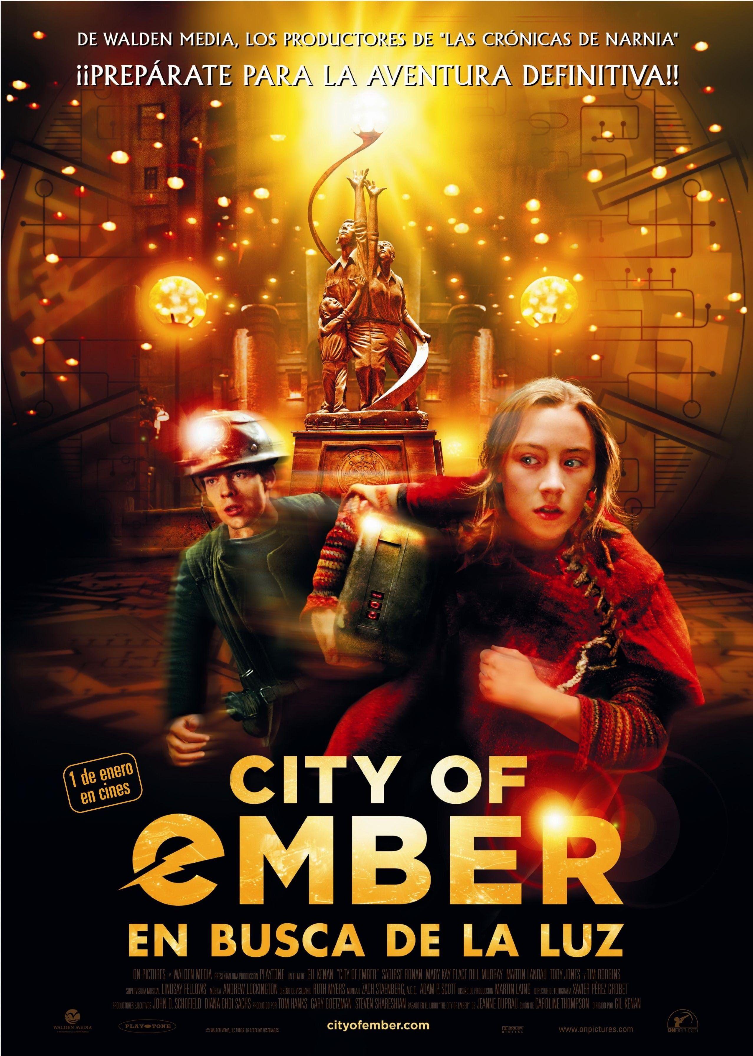 City Of Ember En Busca De La Luz En