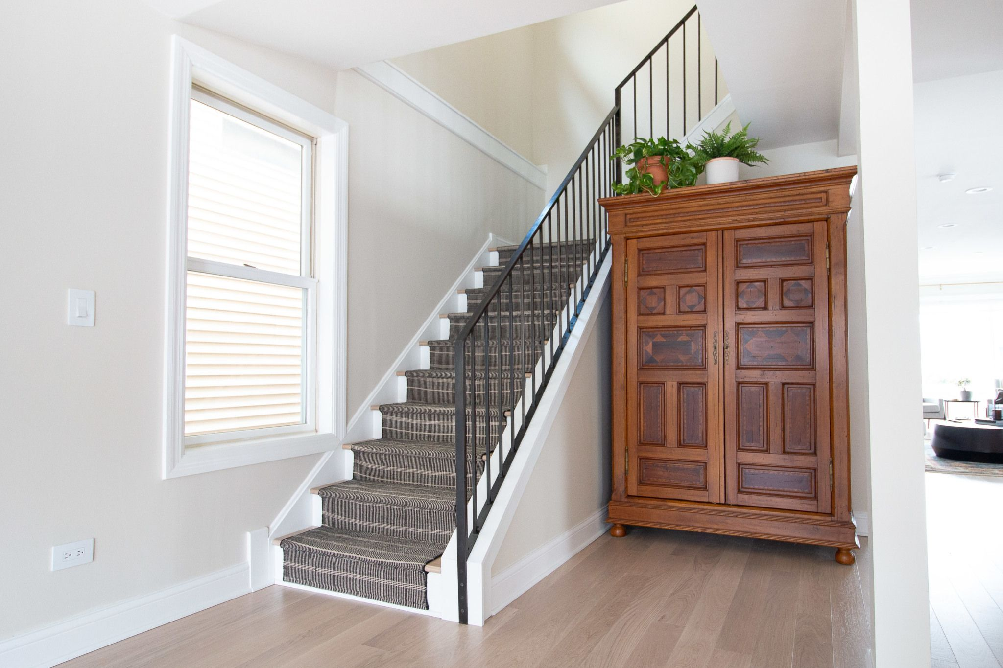 Best How To Install A Stair Runner In 2020 Stair Runner Diy 400 x 300