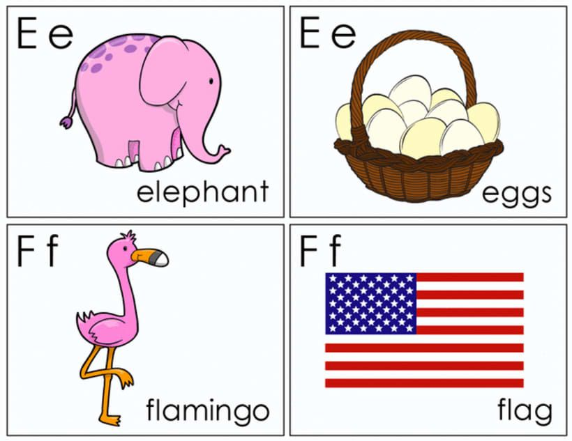 17 Printable Flashcards For Reading And Spelling Alphabet Flash Cards Printable Flashcards Printable Flash Cards