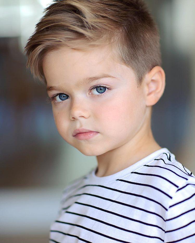 Adorable Austin Shirt Beau Hudson In 2020 Boy Haircuts Short Boy Hairstyles Toddler Haircuts