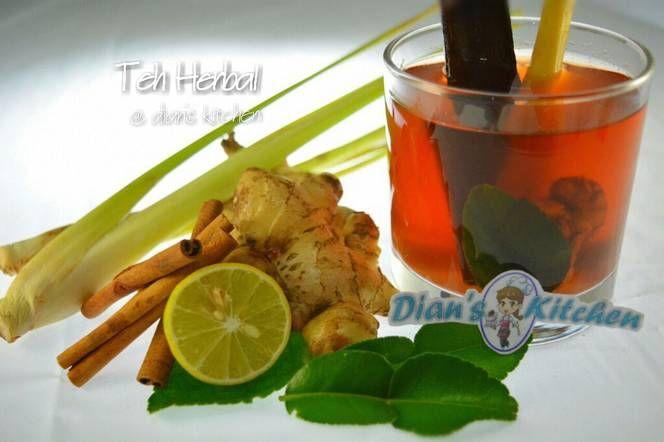 Resep Teh Herbal Oleh Dian S Kitchen Resep Makanan Kayu Manis Rempah