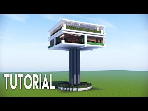 Minecraft How To Build The Ultimate Survival House Tutorial Minecraft Stream Modern Tree House Minecraft Houses Minecraft House Designs