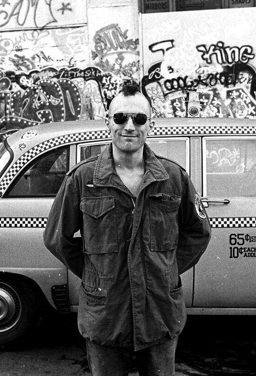 All Us Wolves Travis Bickle Taxi Driver Robert De Niro