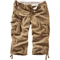 Surplus Trooper Legend 3/4 Shorts Beige 2xl Surplus