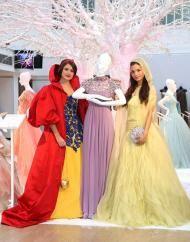 Top Designer Disney Dresses on show Christies