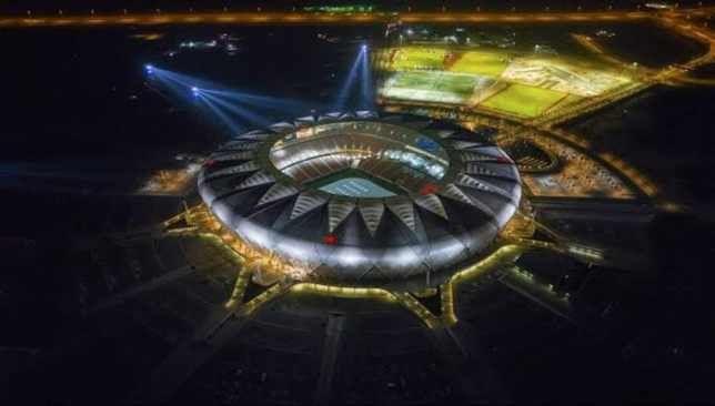 صحيفة إسبانية جوهرة جدة تماثل منشآت أوروبية كبيرة In 2020 Jeddah Stadium Architecture Saudi Arabia