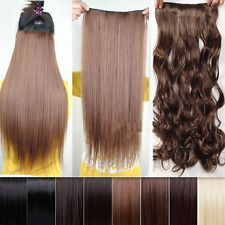 clearance sales clip in hair extensions 3/4 full head Lead the trend not human
