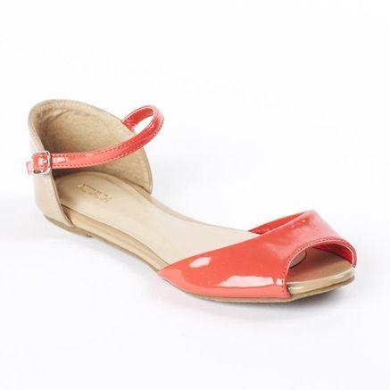 Sears Canada | Peep toe flats