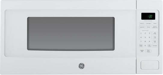 Ge Profile Pem31dfww Countertop Microwave Kitchen Timers Microwave