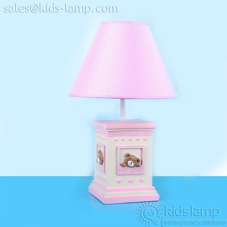 Baby S Bedroom Cartoon Table Lamps