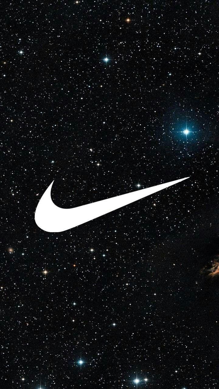 Galaxy Background Nike