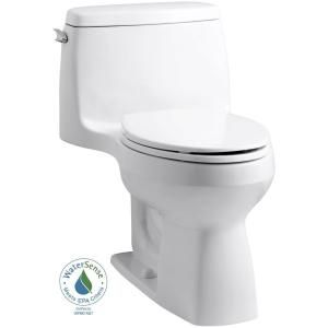 Kohler Santa Rosa Comfort Height 1 Piece 1 28 Gpf Single